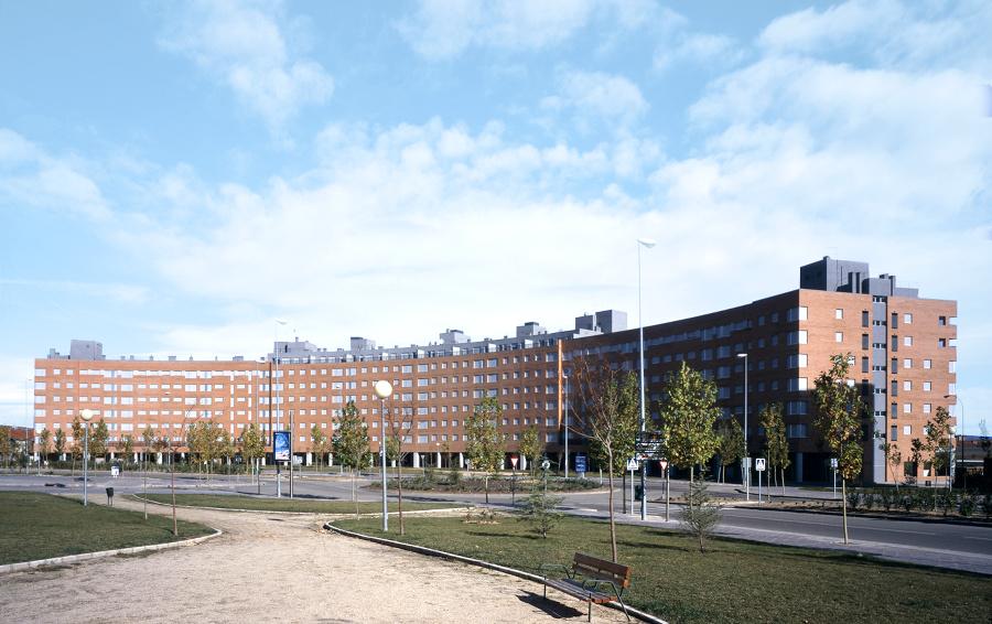 277 Social Housing Apartments In Loranca Fuenlabrada Madrid Y Le 243 N